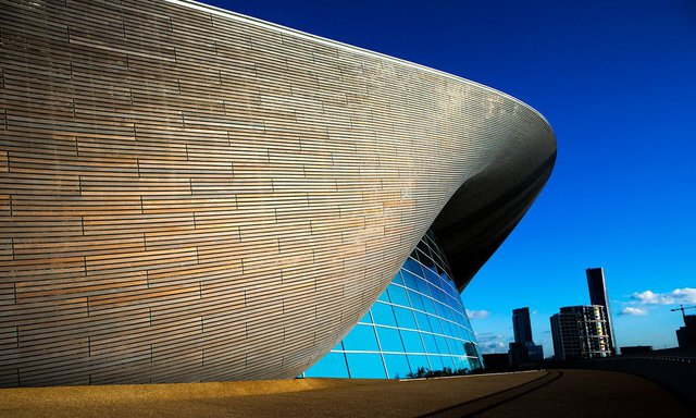 Trung tâm thể thao dưới nước cho Olympic London 2012