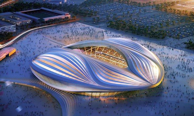 Sân vận động cho World 2022 tại Qatar