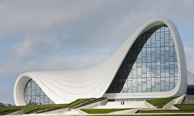 Trung tâm Văn hóa Heydar Aliyev