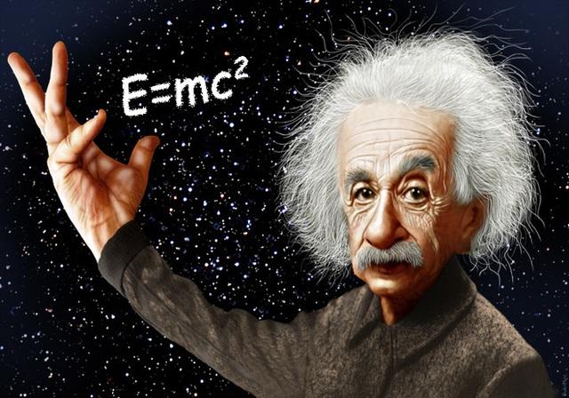 Bản thân Einstein còn dang dở thuyết vạn vật và đây là điều tiếc nuối lớn nhất của ông. Ảnh minh họa.