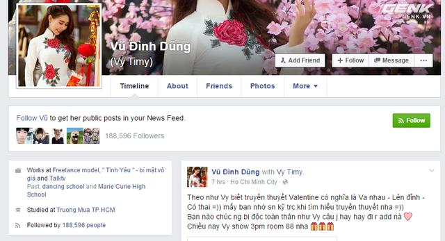 Một số còn chưa nhận ra Facebook của mình bị đổi tên.