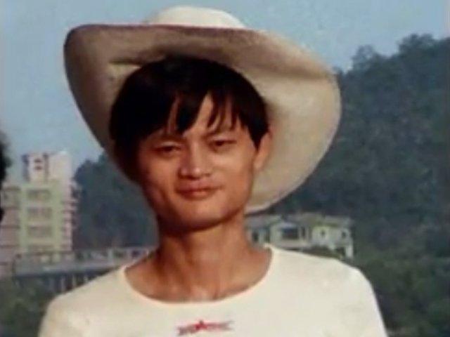 Jack Ma thời trẻ