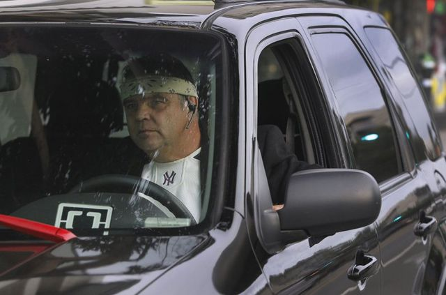 John Sollars, 50 tuổi, chuyên gia trong lĩnh vực lái xe thuê