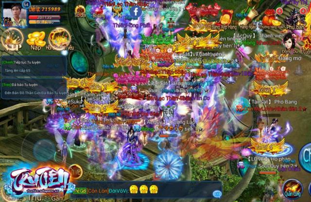 Tại Việt Nam, Tru Tiên Mobile là game hội tụ được đông đảo các fan tiên hiệp gắn bó nhất.