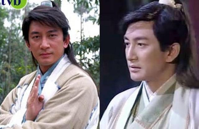 Trương Thúy Sơn dùng võ công hong khô quần áo trong lần đầu gặp mặt Ân Tố Tố.