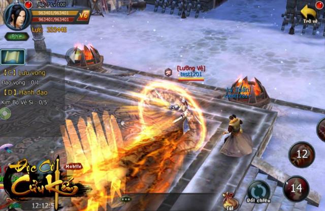 Trong game kiếm hiệp Độc Cô Cửu Kiếm Mobile sắp ra mắt, người chơi sẽ bị xử tội nặng nếu sử dụng võ công sai mục đích!