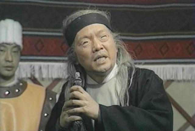 Kha Trấn Ác - Một nhân vật tuy mù lòa nhưng lại rất giỏi sử dụng ám khí tấn công trong tiểu thuyết Kim Dung.