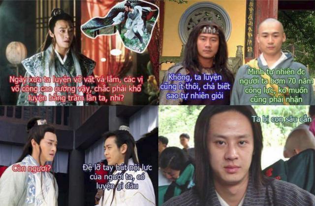 Thật đắng lòng thay, Mộ Dung Phục từng phải hi sinh cả tuổi thơ của mình cho việc luyện võ. Trong khi...