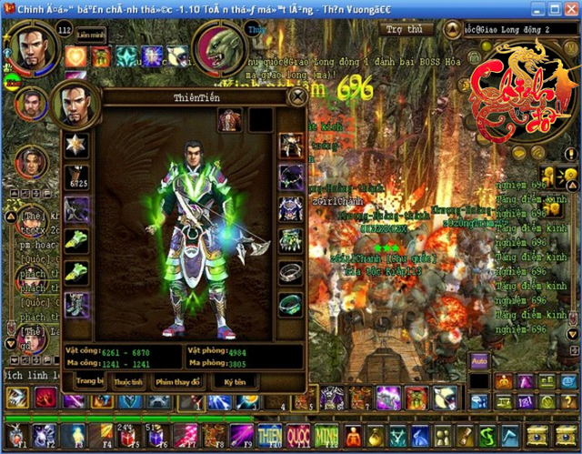 Chinh Đồ - Tượng đài huyền thoại, mãi mãi trụ vững trong lòng cộng đồng game thủ Việt.