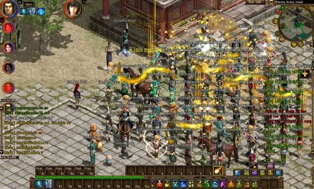 Khi Quốc chiến diễn ra trong Chinh Đồ, bất kỳ người chơi dù level cao thấp ra sao cũng đều phải tham gia.