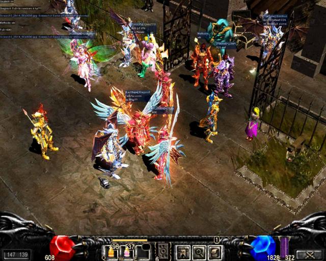 Nhiều người tìm đến Game Online cũng chỉ vì tính chất may rủi của hệ thống ép đồ, chế đồ trong trò chơi.