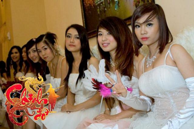 Gương mặt của những Miss đạt danh hiệu Mỹ Nữ Chinh Đồ danh giá một thời.