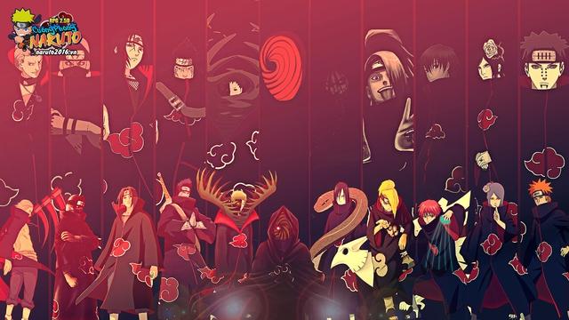 Không khó để gặp lại những người bạn thân luôn sát cánh bên cạnh Naruto trong game là Sasuke, Kakashi hay Sakura