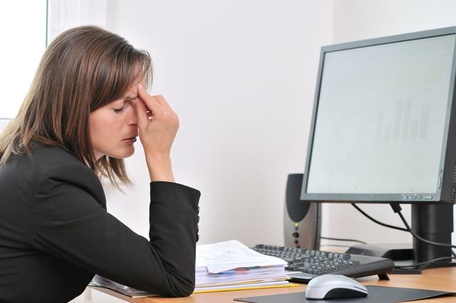 Mỏi mắt hoàn toàn có thể phá hỏng một ngày làm việc của bạn.