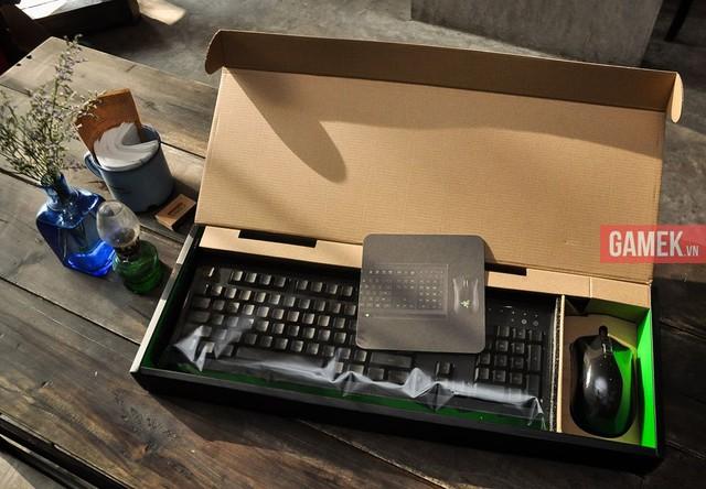 Cận cảnh bộ gaming gear Razer Cynosa Pro: Đẹp, ngon, giá mềm