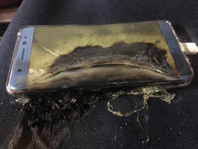 Khởi đầu đen đủi của Galaxy Note 7.