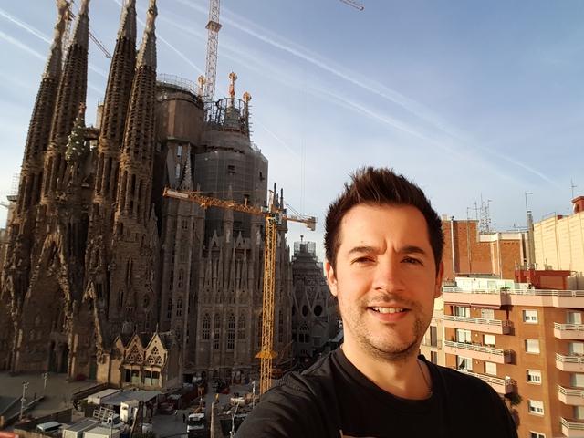 Ảnh chụp selfie từ Galaxy S7.