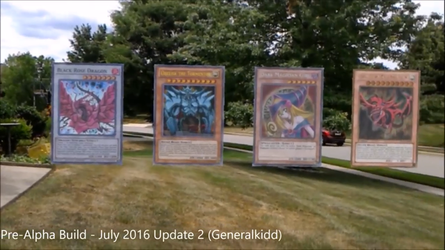 Những hình ảnh quen thuộc của trò chơi Yu-Gi-Oh!