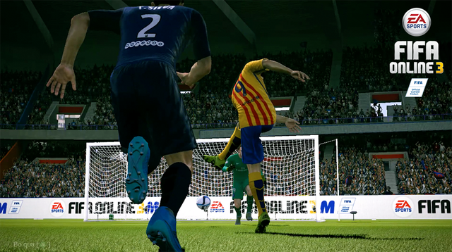 Cú sút không thể cản phát của Suarez.