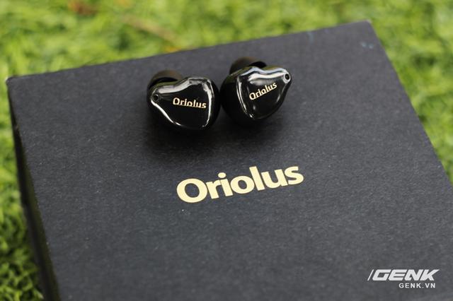 Tất nhiên, Oriolus cũng có khả năng tháo rời dây dẫn như nhiều đối thủ khác ở phân khúc đắt tiền này