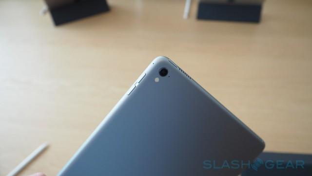 Điểm trừ lớn nhất trên iPad Pro 9,7 inch có lẽ là cụm camera lồi?