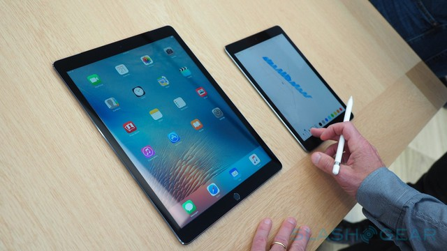 Thử dùng iPad Pro 9,7 inch với bút Pencil, cảm giác vẫn rất tuyệt.