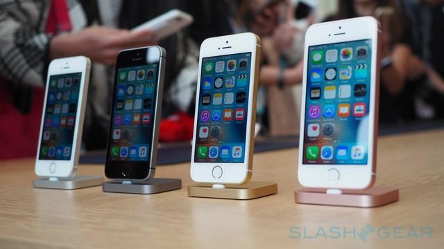 Có thể coi iPhone SE là một phiên bản nâng cấp của iPhone 5s.
