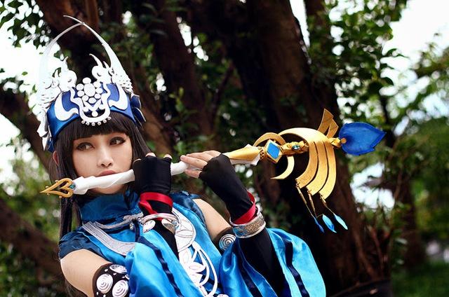 Cosplay Ngũ Độc giáo ấn tượng của cosplayer Ryotina
