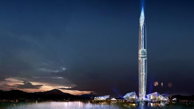 Công trình sẽ được xây ngay gần sân bay Incheon để đón du khách thăm quan. Trải nghiệm tòa tháp đem đến sẽ không chỉ đại diện cho bản thân đất nước Hàn Quốc mà sẽ củng cố sự tò mò cho du khách thăm quan các nơi khác trên thế giới.