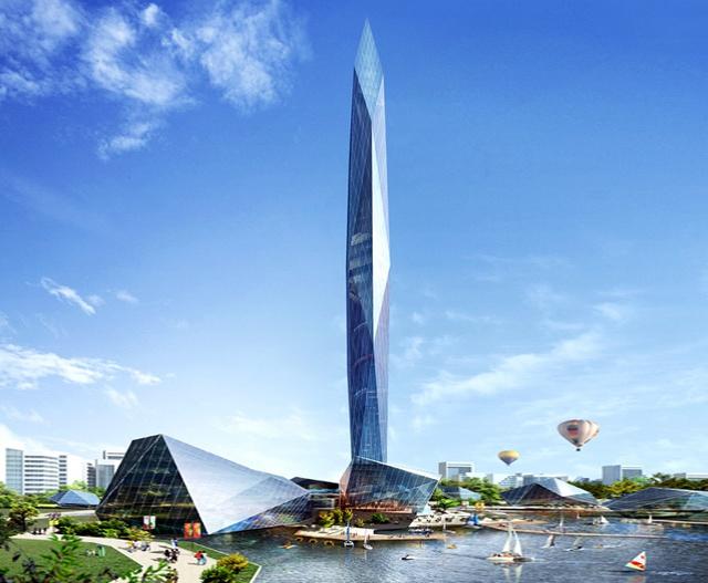 Bản thân tòa tháp đã là một công trình đáng được thăm viếng đến. Nhưng công trình sẽ hội tụ thêm những địa điểm vui chơi cao cấp.