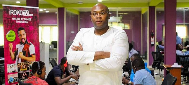 Jason Njoku, nhà sáng lập của iROKOtv