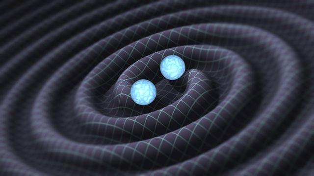 Hai hố đen sáp nhập mang lại 1 phần 6 triệu cơ hội quan sát sóng hấp dẫn