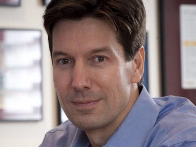 Ông Mark Russinovich, CTO của Azure.