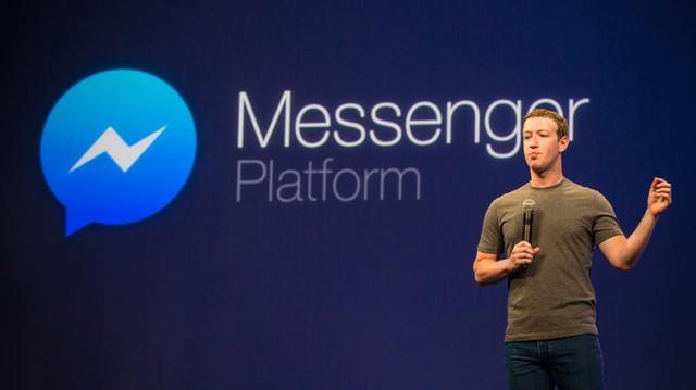 Mark Zuckerberg giới thiệu về nền tảng Messenger