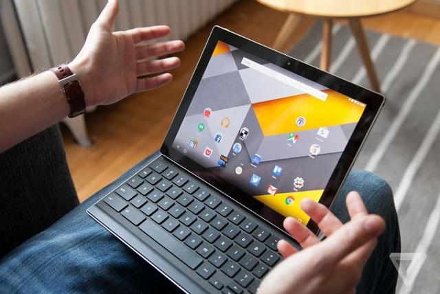 Trong tương lai, Google sẽ tự sản xuất laptop, smartphone và tablet...
