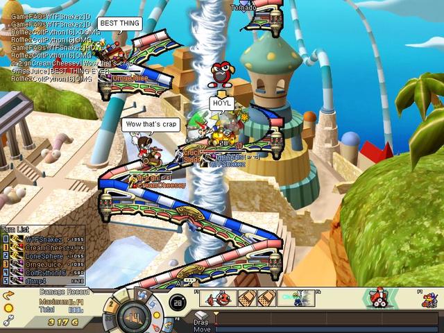 Kênh chat là nơi để người chơi giao lưu, trò chuyện trong mỗi tựa game online