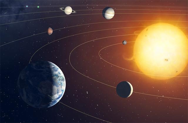 Các hành tinh trong Hệ Mặt Trời