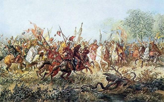 Quân số mặt trận tại cuộc xâm lăng của Tartar từng lên đến hàng trăm nghìn quân.