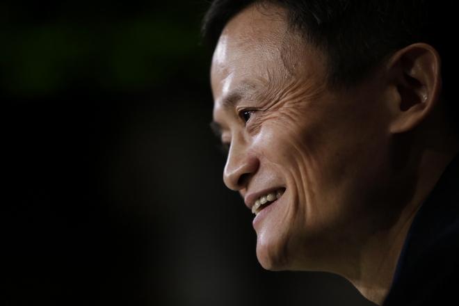 Jack Ma, nhà sáng lập Alibaba.