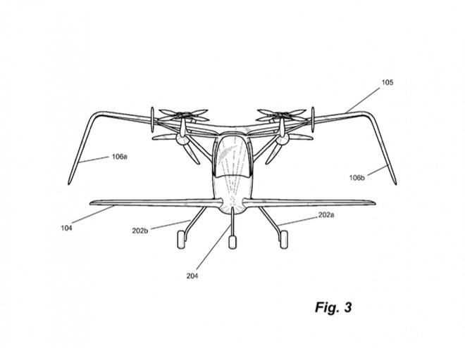 Trang tin Bloomberg cho biết công ty đã làm việc trên mẫu thiết kế này nhiều năm nhưng không có mẫu thử nào chứa vừa phi công cả.