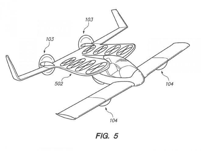 Và rất có thể nó sẽ là xe bay được điều khiển tự động.