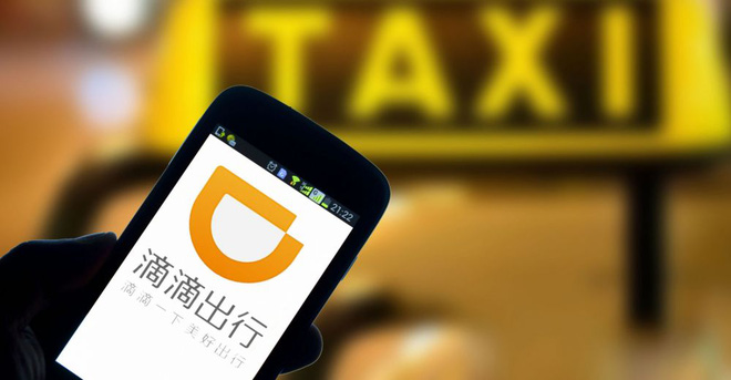 Didi Chuxing là dịch vụ đi nhờ xe lớn nhất Trung Quốc