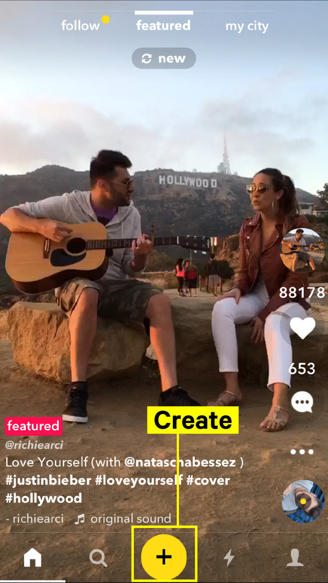 Musical.ly không chỉ là nơi giới trẻ quay và chia sẻ clip hát nhép mà còn là nơi họ thể hiện sự sáng tạo với những video nhạc chế đủ thể loại