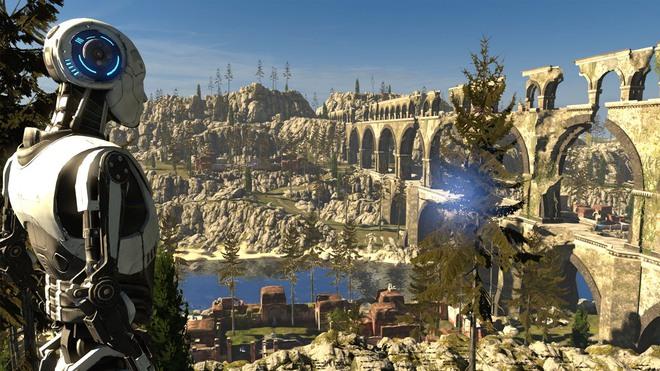 The Talos Principle, tựa game đầu tiên hỗ trợ Vulkan.