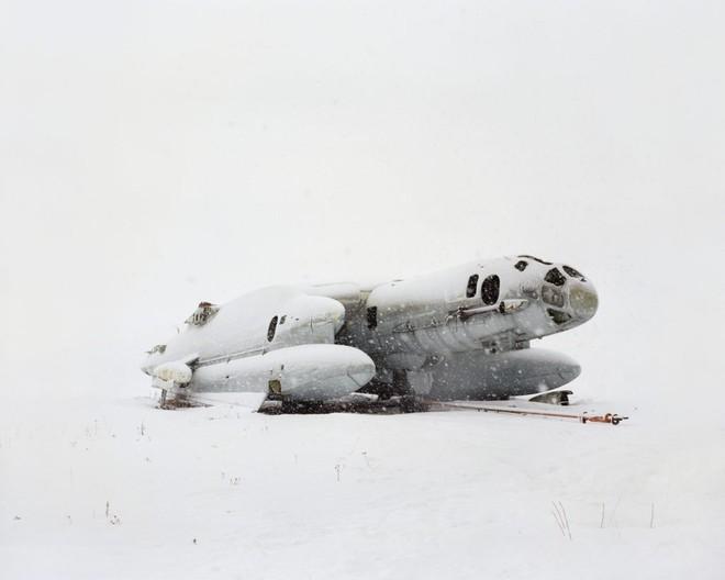 Máy bay VVA-14 mang số hiệu 19172 - Con cuối cùng còn sót lại trong đàn.