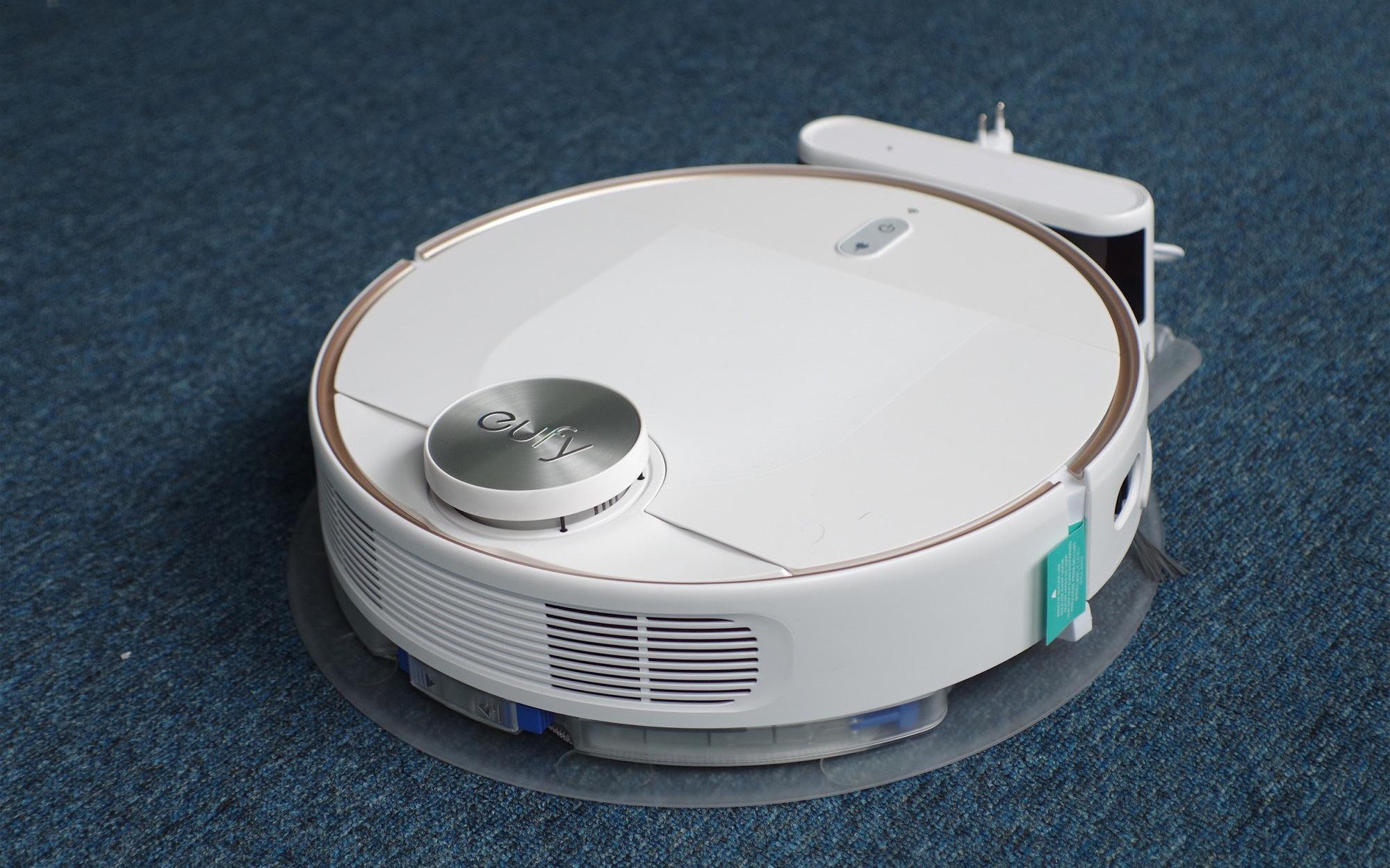 Robot hút bụi Eufy RoboVac L70 Hybrid: Trợ thủ đắc lực giúp dọn nhà nhàn tênh