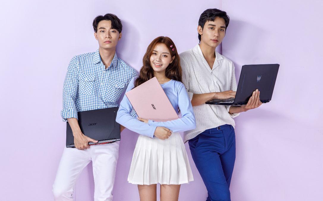 Back To School đã trở lại, Acer giới thiệu chương trình ưu đãi lớn nhất trong năm