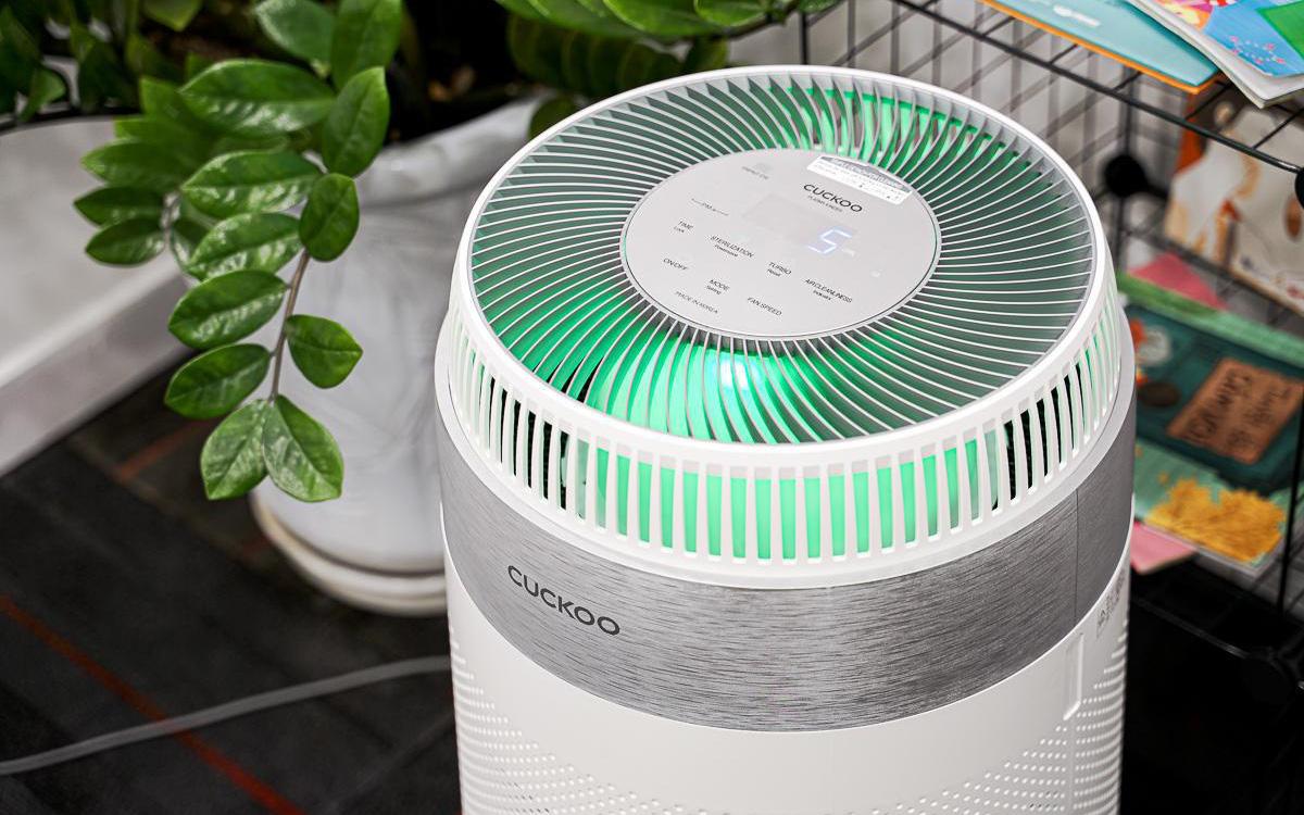 Trải nghiệm 3 máy lọc không khí từ Cuckoo: Đủ mọi phân khúc và nhu cầu, lọc sạch cả bụi mịn PM2.5, khí độc, mùi hôi và nhiều tính năng hay ho khác
