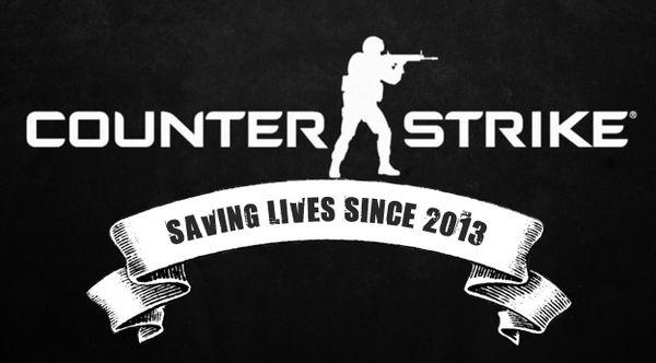 Cứu sống bạn nhờ chơi Counter Strike 2