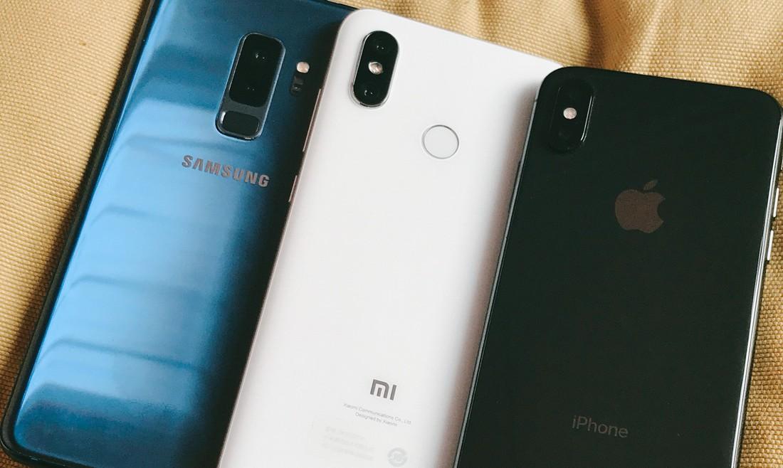 Đánh giá camera Xiaomi Mi 8 và so sánh với iPhone X và Galaxy S9+: Đã đến lúc ngừng chê Xiaomi chụp xấu